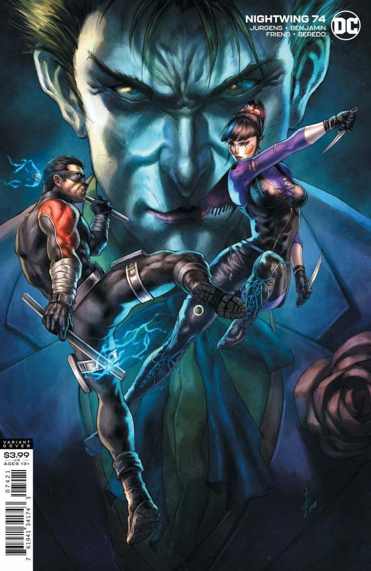 DC Preview: Nightwing #74