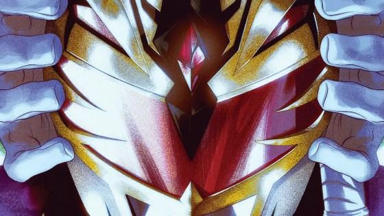 First Look: Unknown Ranger revealed in 'Power Rangers: Drakkon New Dawn' #2