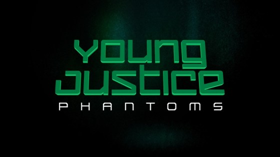 Young Justice Phantoms