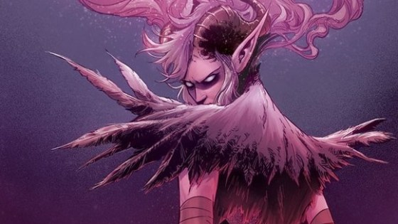 Moritat and Casey Silver will be joining the 'Rat Queens' team next month.