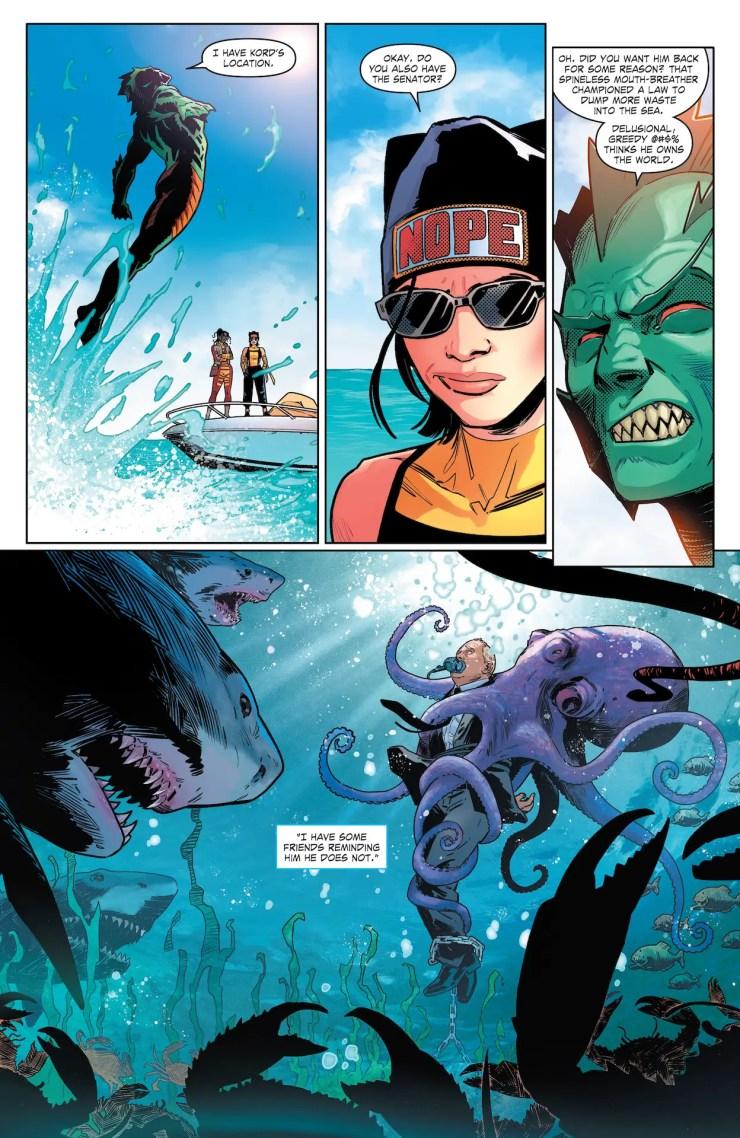 DC Preview: Suicide Squad #9