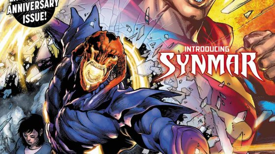 New Villain Alert: Introducing Synmar!