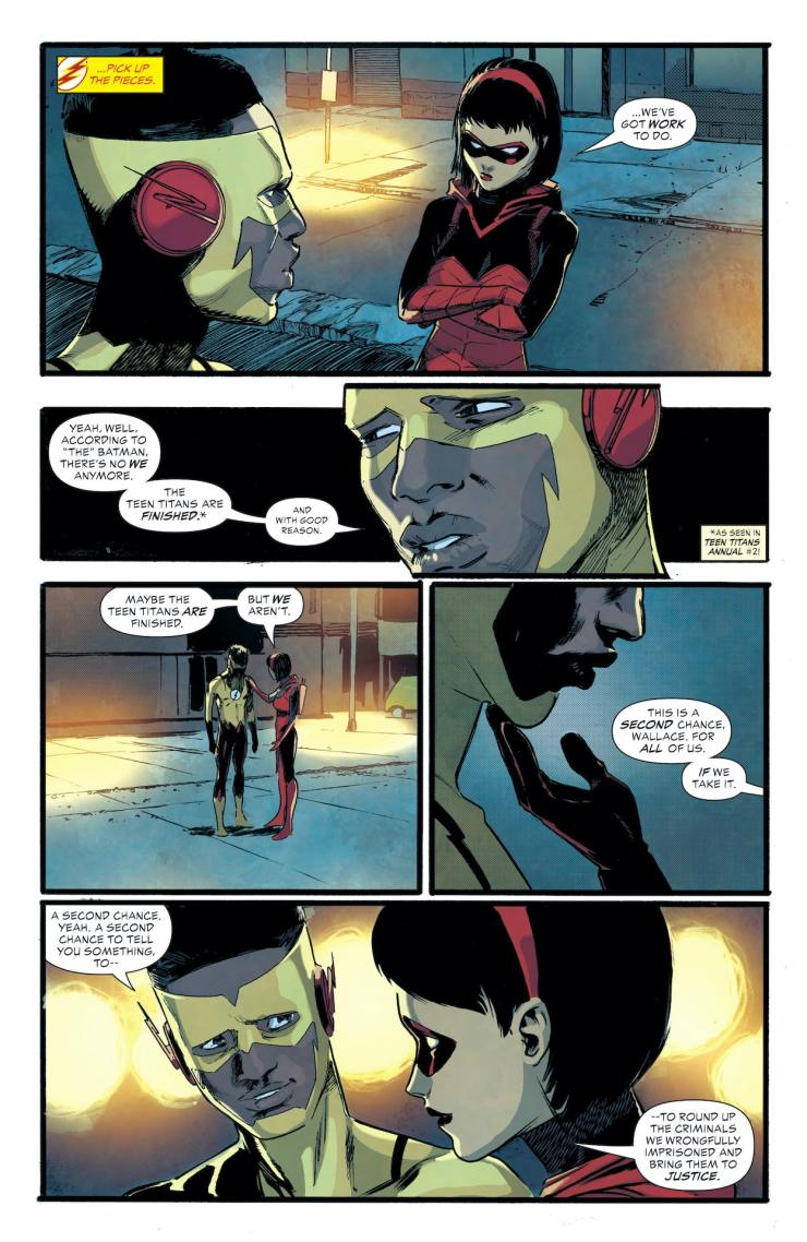 DC Preview: Teen Titans #45