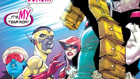 DC Preview: Teen Titans #45