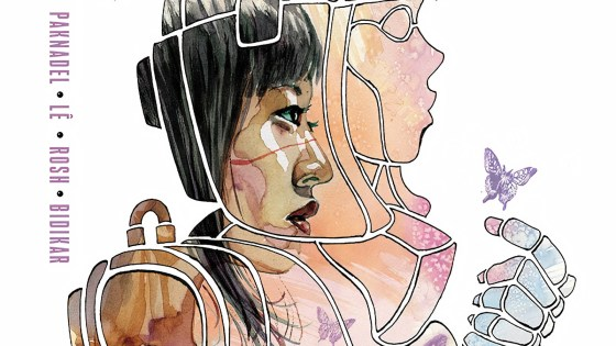 You can pick up David Mack's cover when Giga releases on October 28th.