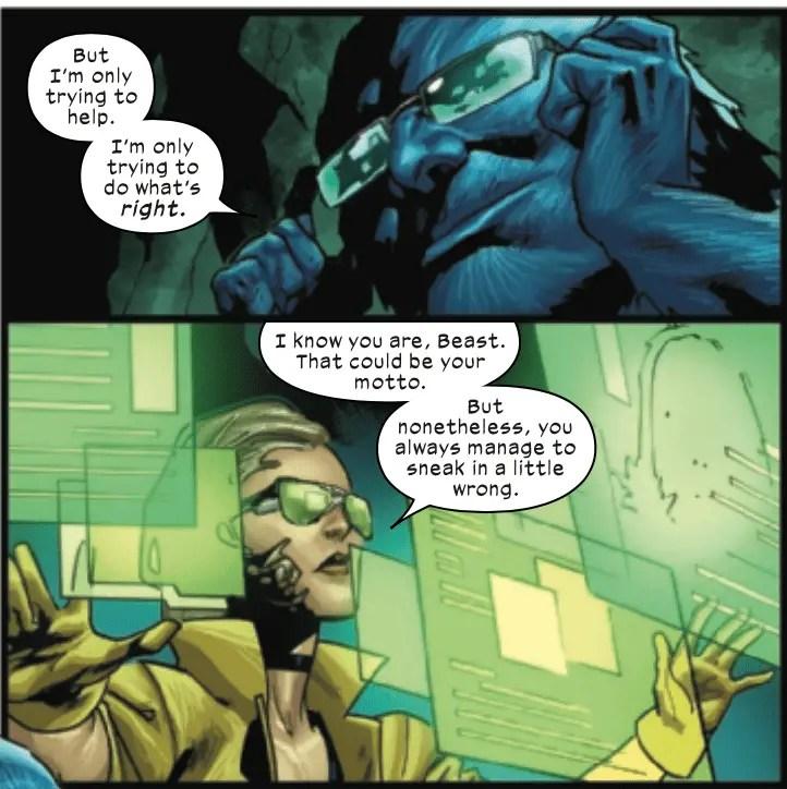 X-Force #12 X-Man