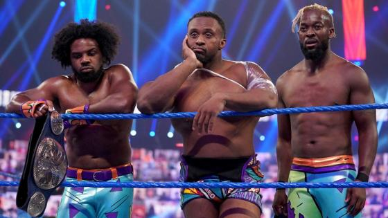 PTW Wrestling podcast - New Day split