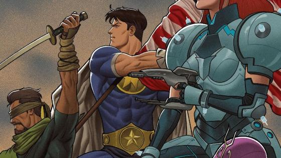 Image reveals four 'Commanders in Crisis' #2 variant covers