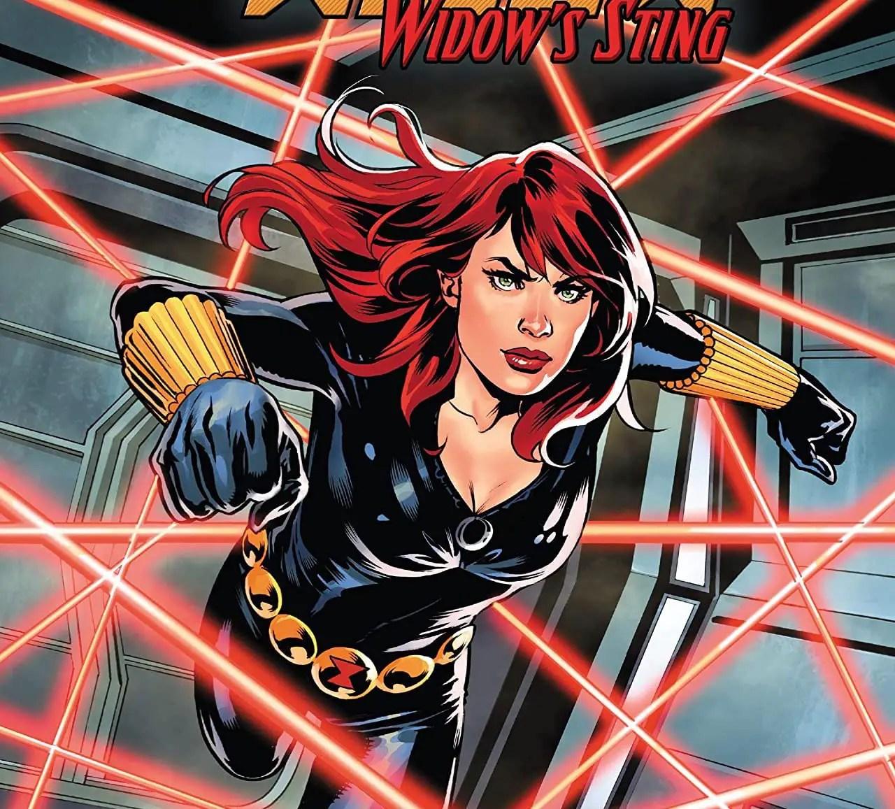'Black Widow: Widow's Sting' #1 review