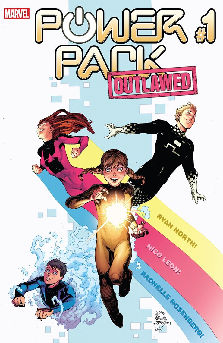 EXCLUSIVE Marvel First Look: Power Pack #1
