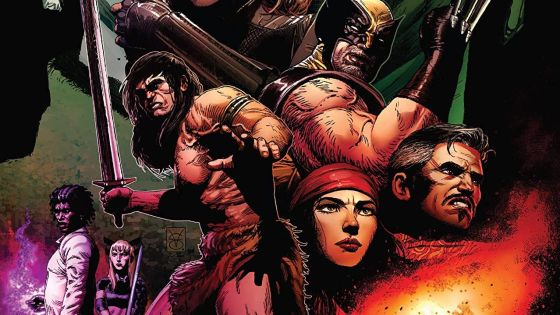 'Savage Avengers Vol. 3: Enter the Dragon': the best way to cut loose
