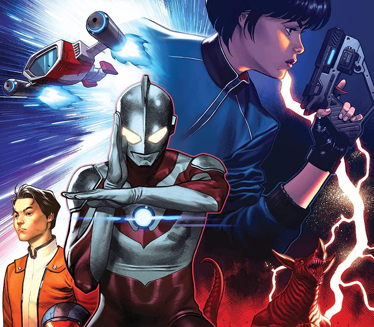 'The Rise of Ultraman' #2 review