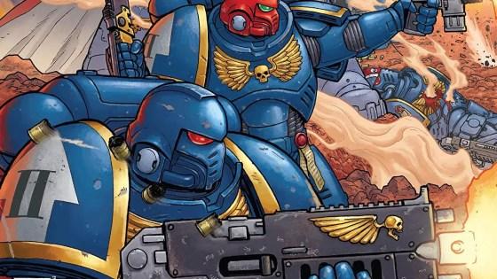 'Warhammer 40,000: Marneus Calgar' #1 review