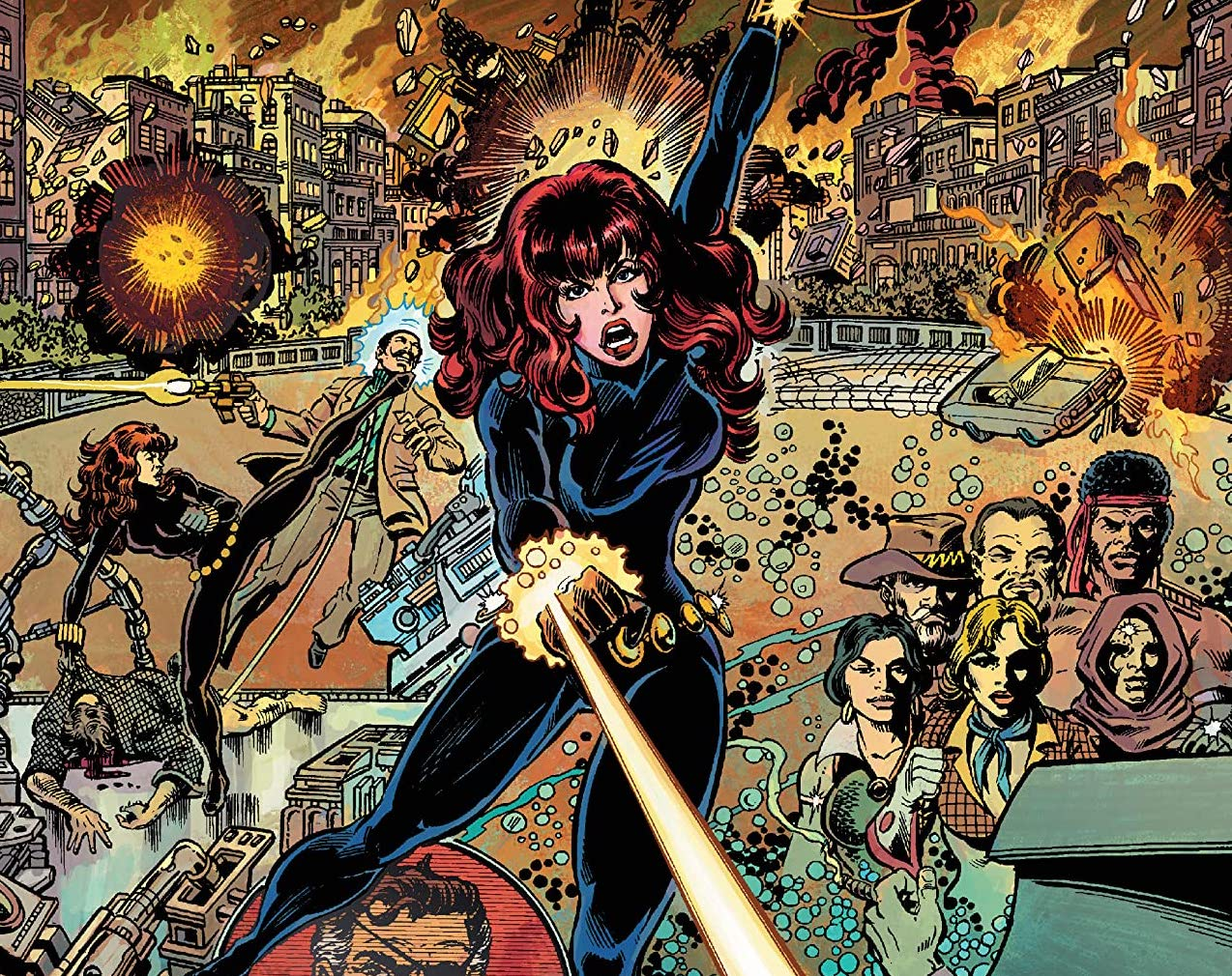 Black Widow Epic Collection: The Coldest War