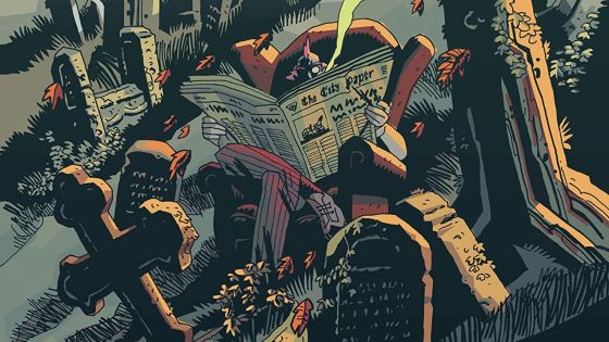 Tales From the Umbrella Academy: You Look Like Death #2