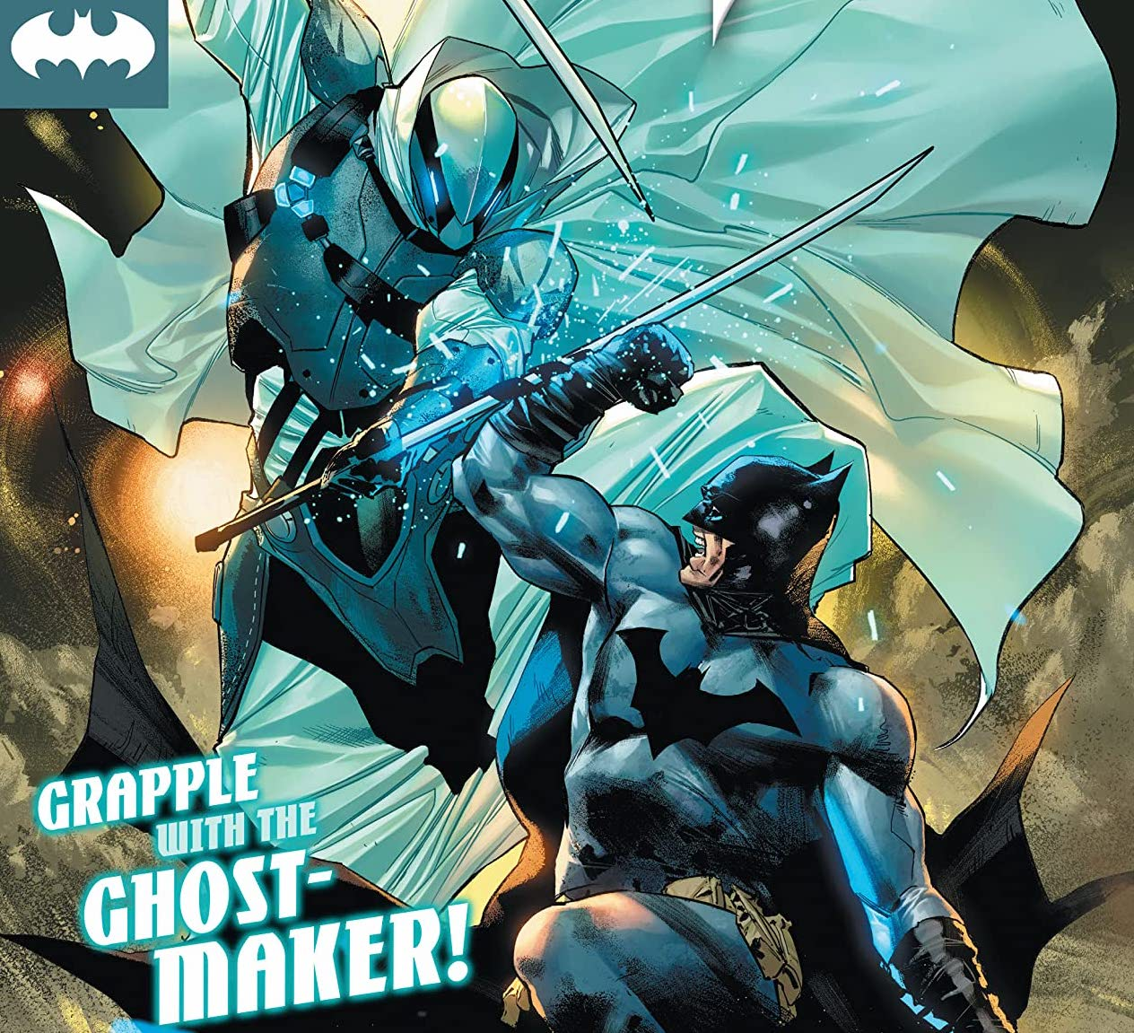 'Batman' #102 review