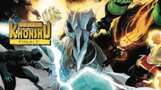 Marvel Preview: Avengers #37