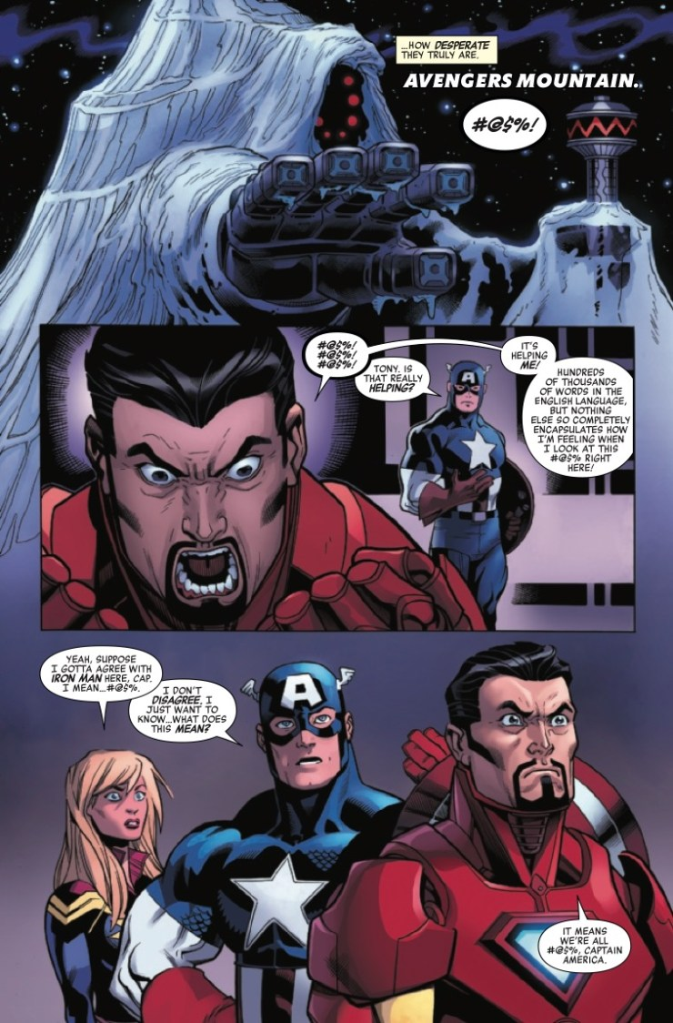Avengers #38 preview