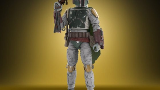 Star Wars Vintage Collection ROTJ Boba Fett revealed