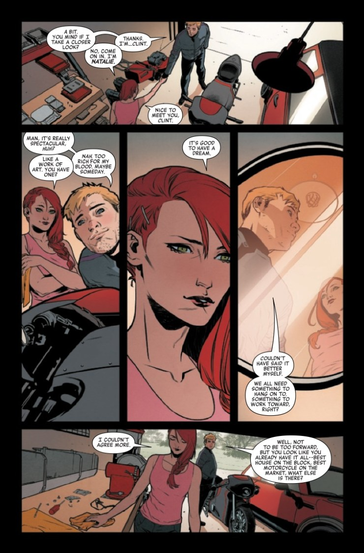 Marvel Preview: Black Widow #2