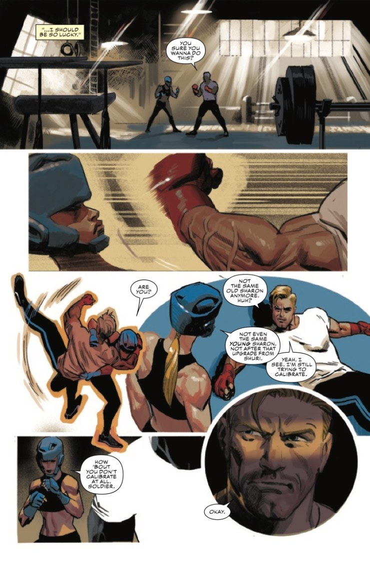 Marvel Preview: Captain America #24