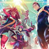 EXCLUSIVE Marvel First Look: Champions #4