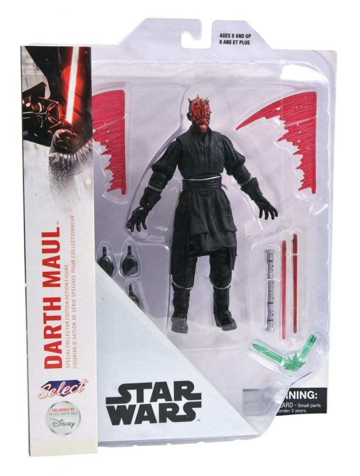 Star Wars Select Darth Maul