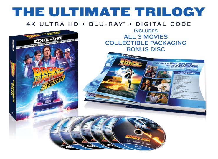 Back to the Future: The Ultimate Trilogy