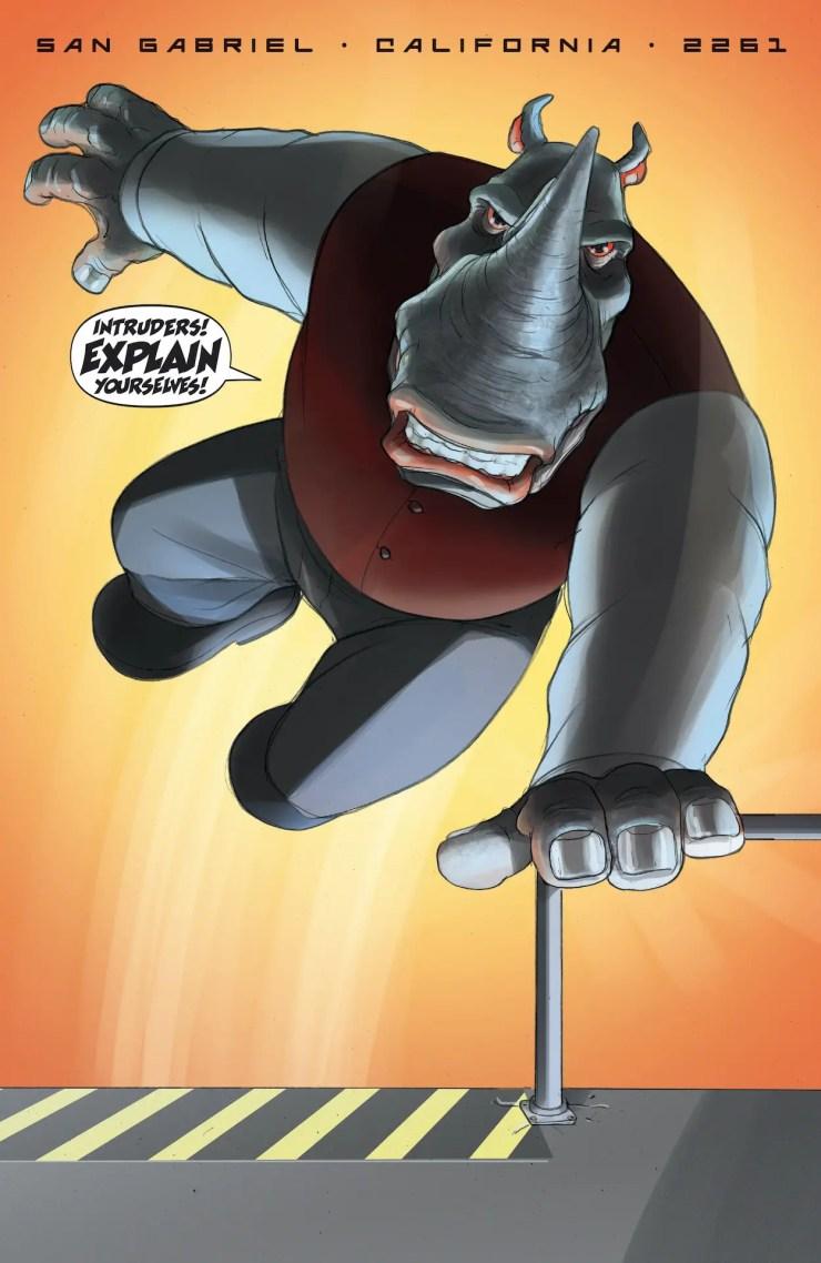 Elephantmen 2261 Season Three #4 Preview