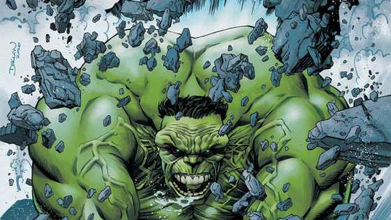 Marvel First Look: Immortal Hulk: Flatline #1
