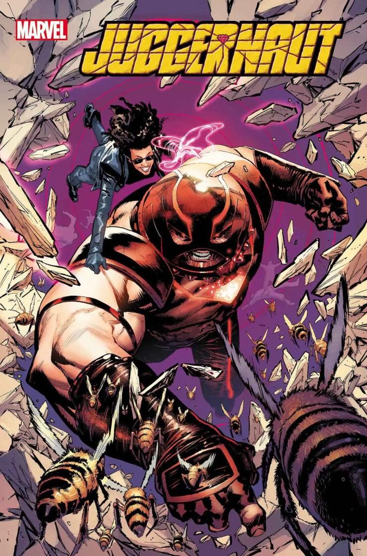 January 2021 Marvel Comics Solicitations January 2021