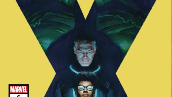 Marvel Preview: Marvels X #6