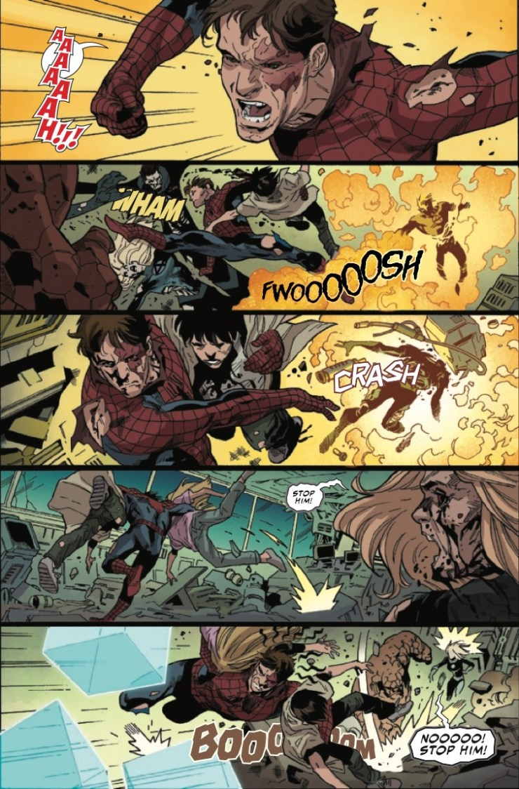 Marvel Preview: Marvel Zombies: Resurrection #3