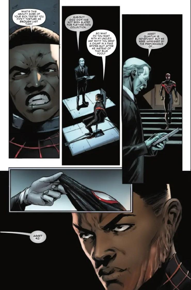 Marvel Preview: Miles Morales: Spider-Man #19