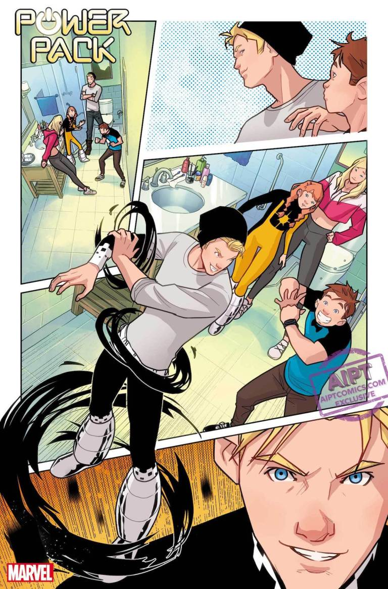 Power Pack #1 review