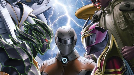 EXCLUSIVE BOOM! Preview: Power Rangers: Drakkon New Dawn #3