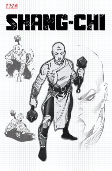 Shang Chi #1