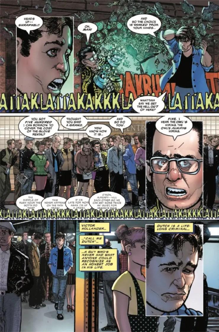 Spider-Man: Marvels Snapshot