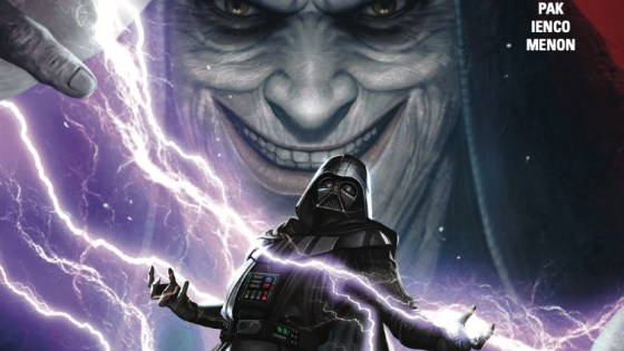 Marvel Preview: Star Wars: Darth Vader #6