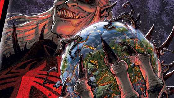 Darkness reigns in new 'King in Back: Planet of the Symbiotes' series featuring Scream, a visit to Ravencroft, and more.