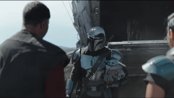 'The Mandalorian's new trailer is light on new footage, but provides two big reveals