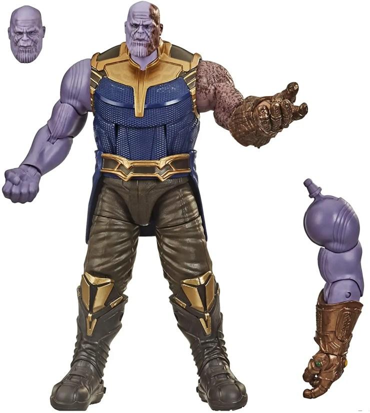 Marvel Legends: Children of Thanos box set revealed