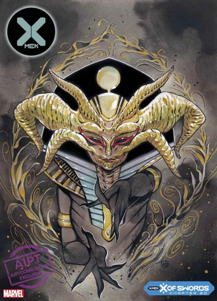 X of Swords Chapter 20 X-Men #15 variant