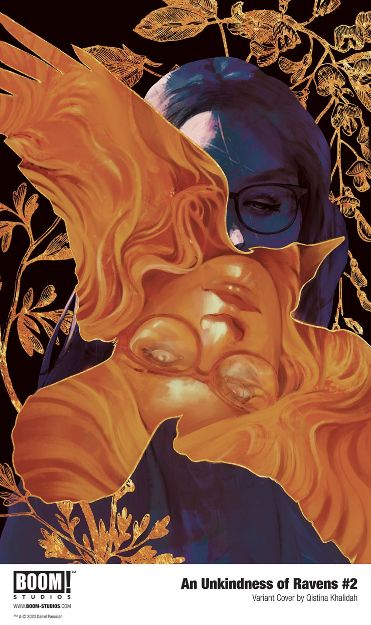 BOOM! Preview: An Unkindness of Ravens #2