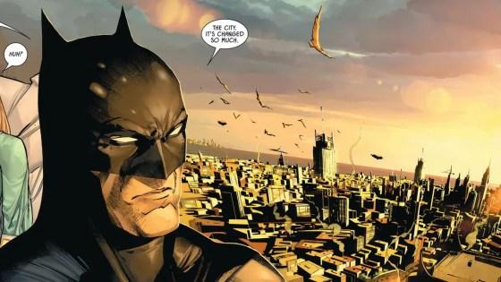 James Tynion IV staying on 'Batman' into 2021
