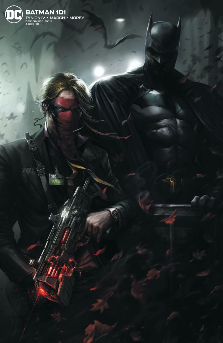 DC Preview: Batman #101