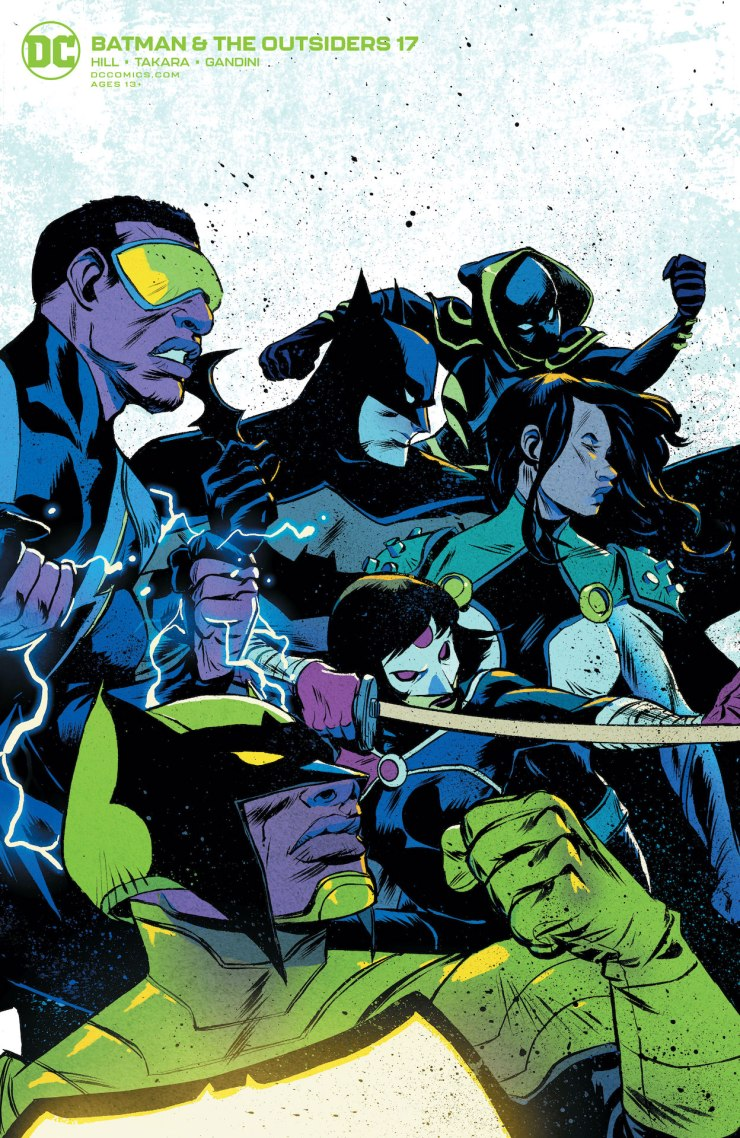 DC Preview: Batman and the Outsiders #17