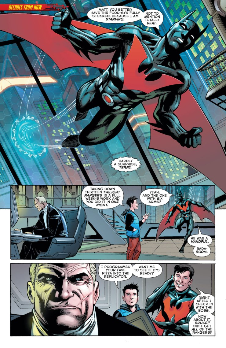 DC Preview: Batman Beyond #48