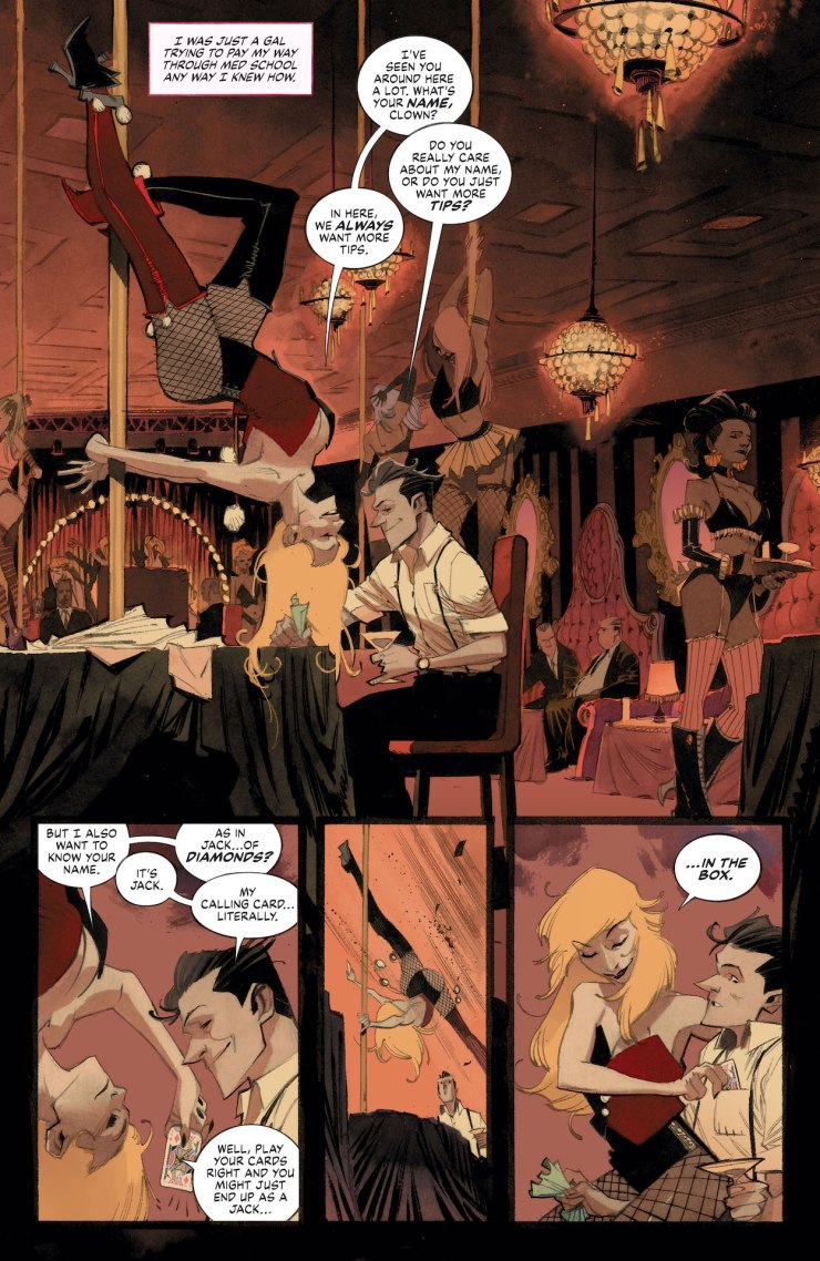 Batman: White Knight Presents: Harley Quinn #1