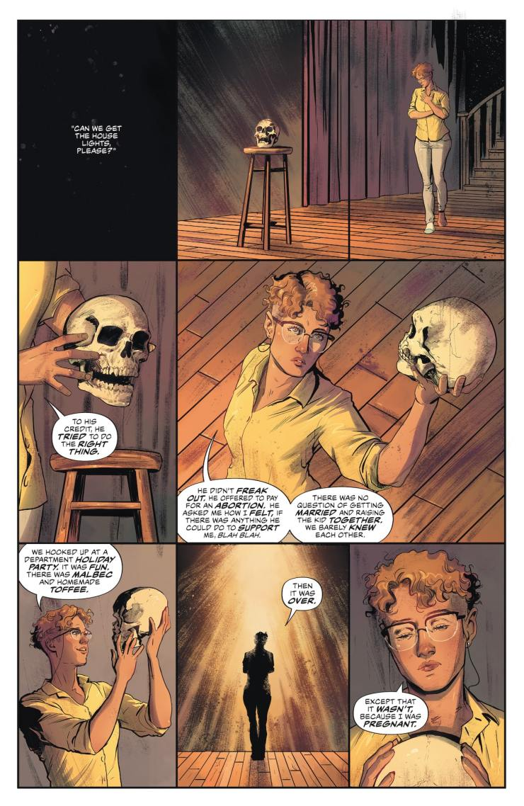 DC Preview: The Dreaming: Waking Hours #3